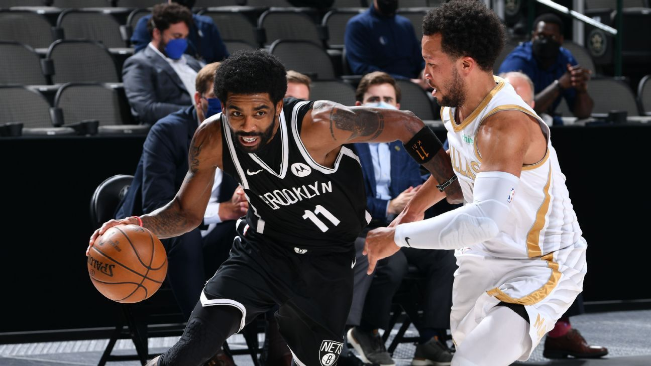 NBA playoff watch: Nets in danger of slipping to No. 3 seed in East