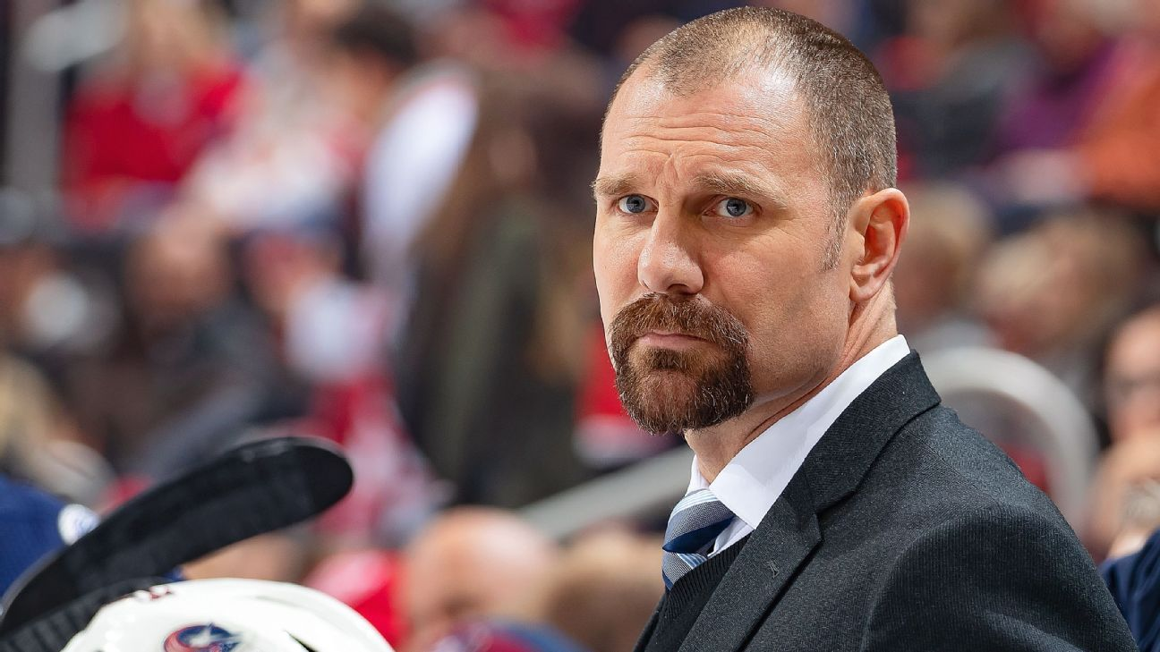 Jackets hire assistant Larsen as new head coach