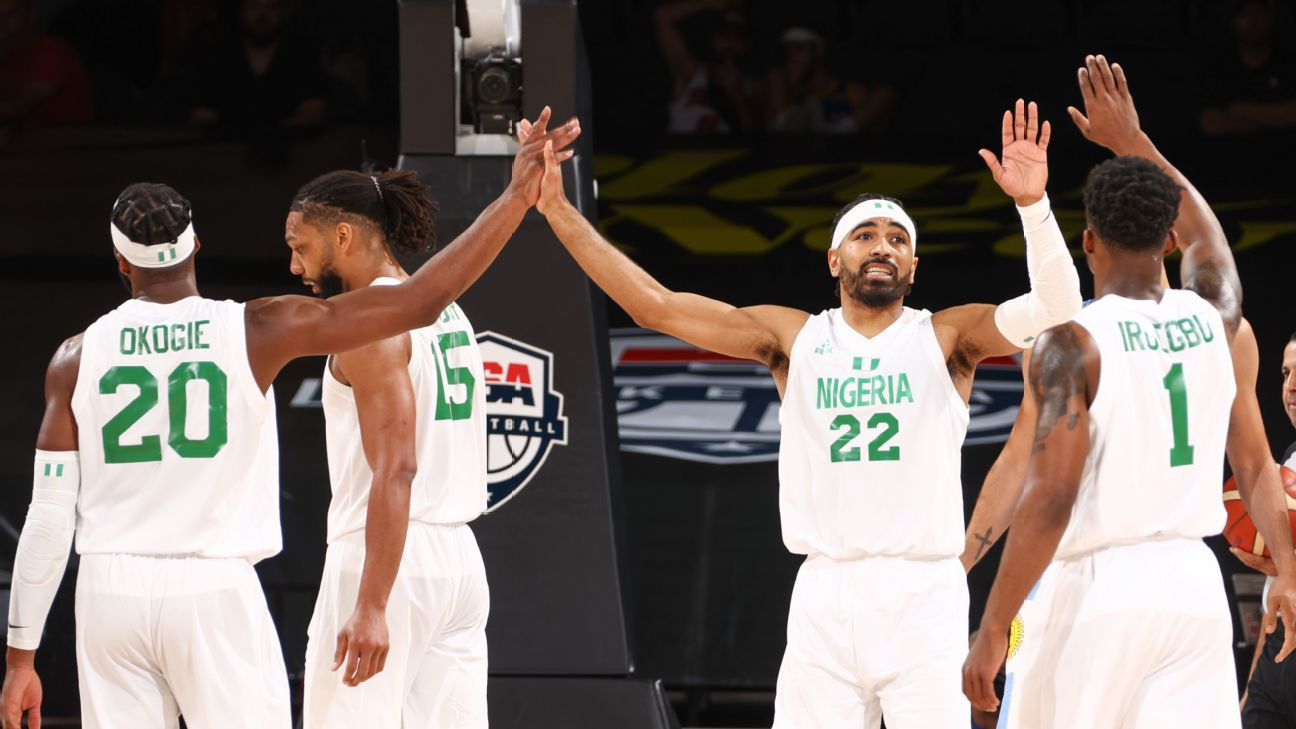 Can Nigeria's D'Tigers win more than just hearts in Tokyo?