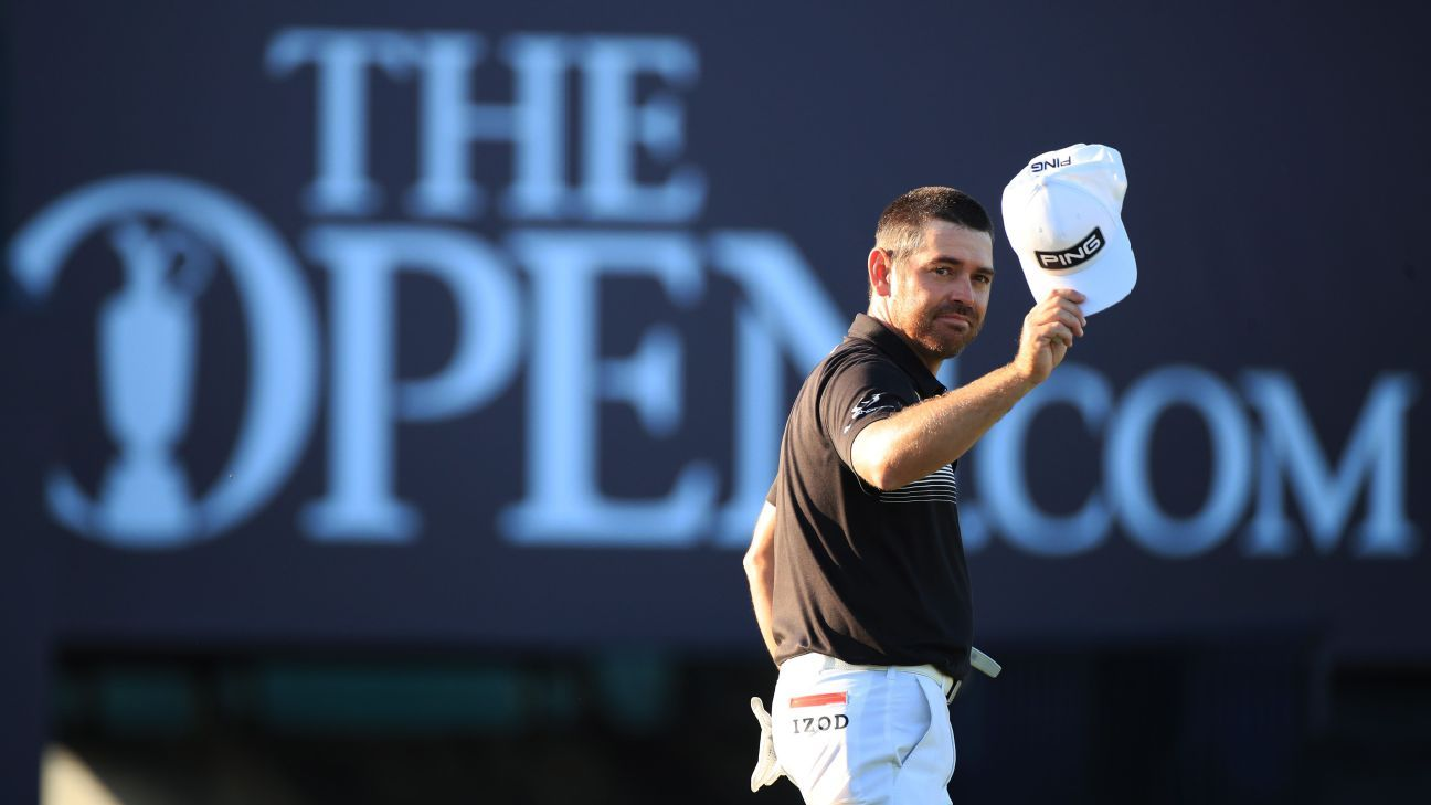 Can Louis Oosthuizen get it done this time at The Open as big names chase again?