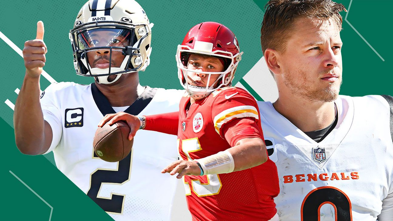 Week 4 NFL Power Rankings: 1-32 poll, plus how every team rates at QB