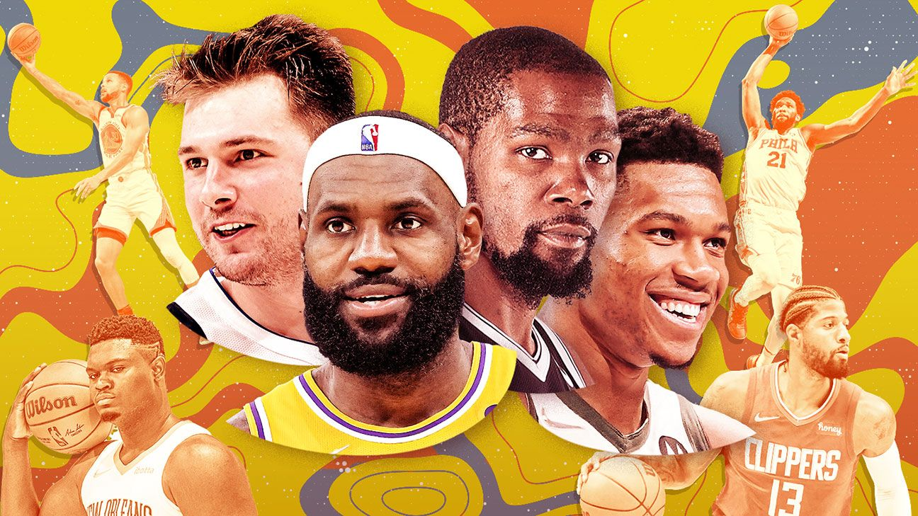 NBA preview: Everything you need to know for the 2021-22 season